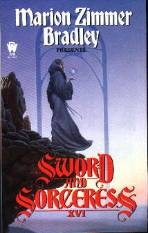 Cover of Sword & Sorceress 16
